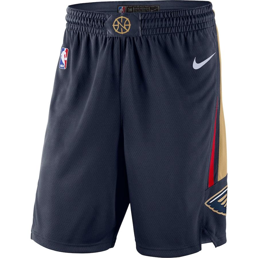 Short Nike New Orleans Pelicans Icon Edition Swingman Masculino