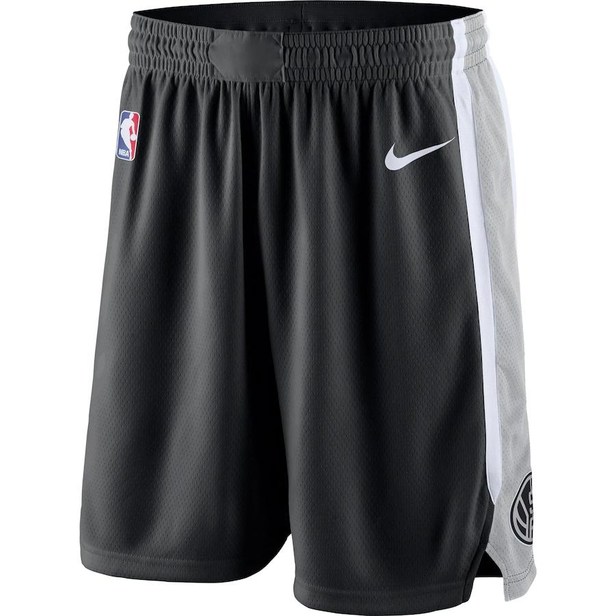 Short Nike San Antonio Spurs Icon Edition Swingman Masculino