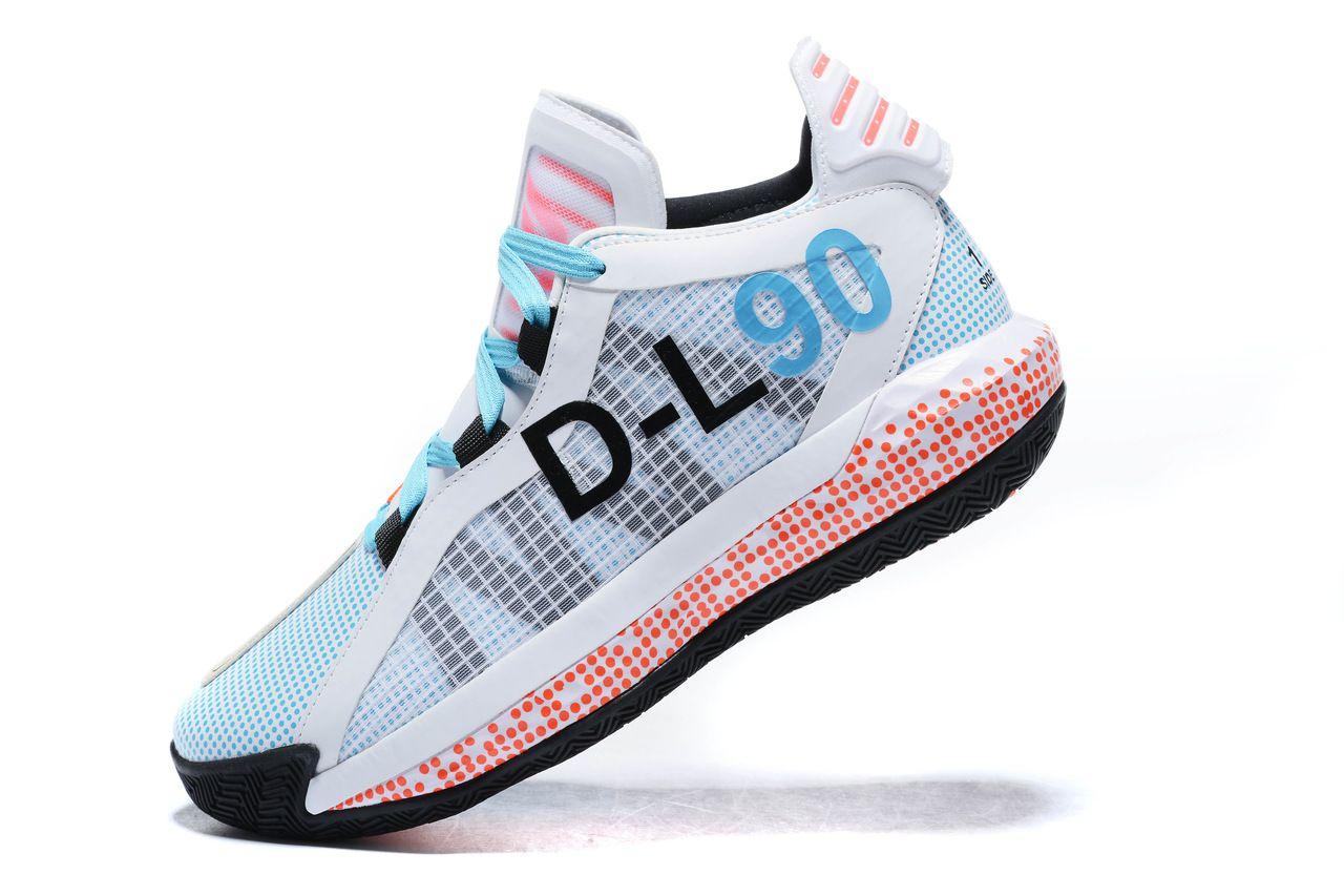 Tênis Adidas Dame 6 x Pusha T