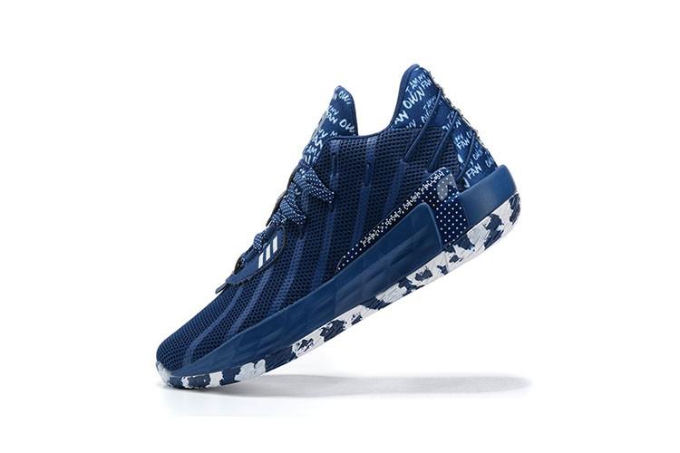 Tênis Adidas Dame 7