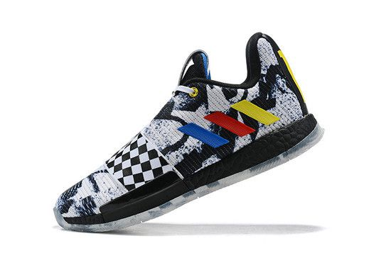 Tênis Adidas Harden Vol. 3 All-Star Masculino - Multi Cores