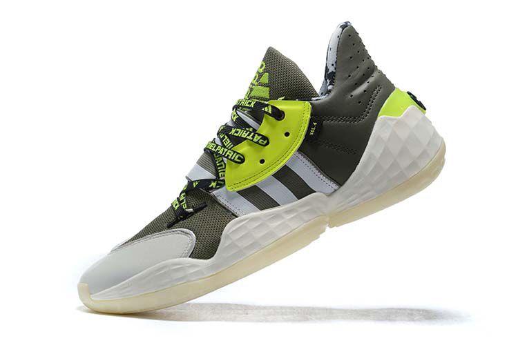 Tênis Adidas Harden Vol. 4 x Daniel Patrick