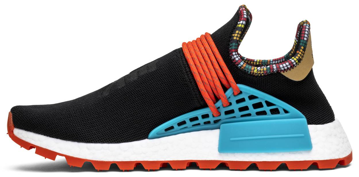 Tênis Adidas Pharrell x NMD Human Race