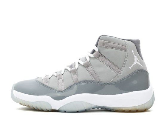Tênis Air Jordan 11 Retro Cool Grey Masculino - Cinza