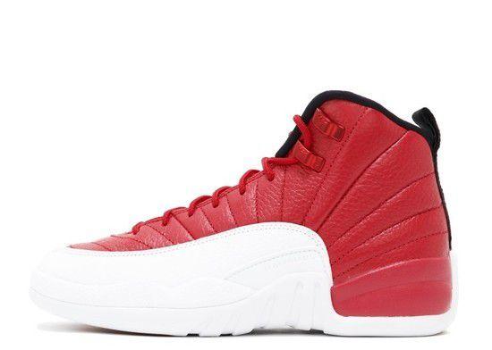 Tênis Air Jordan 12 Retro Gym Red Masculino - Vermelho/Branco