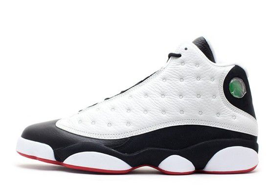 Tênis Air Jordan 13 Retro He Got Game 2018 Masculino - Branco/Preto