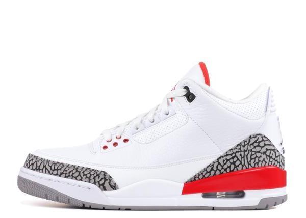 Tênis Air Jordan 3 Retro