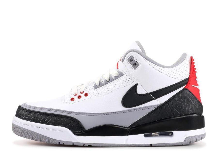 Tênis Air Jordan 3 Retro NRG