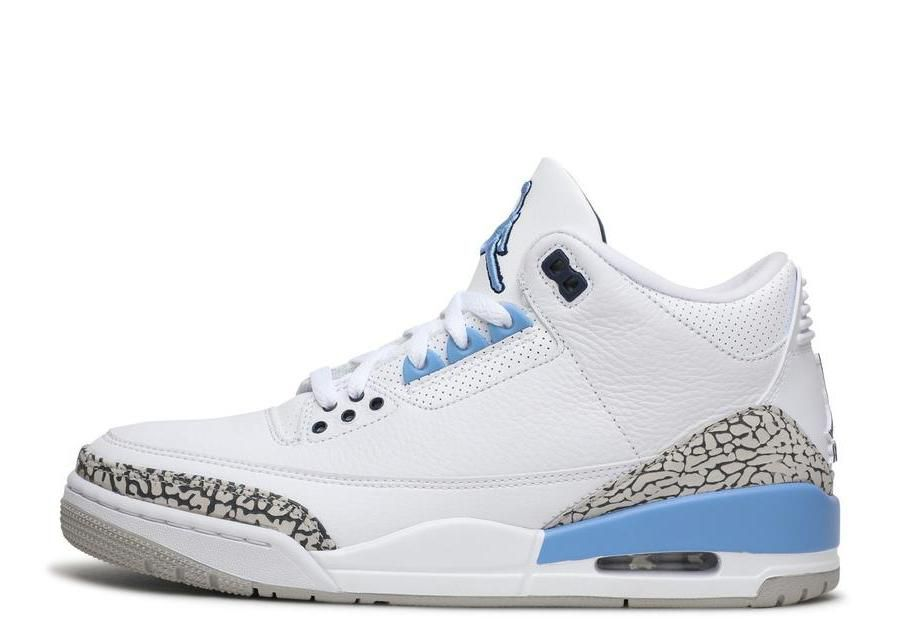 Tênis Air Jordan 3 Retro