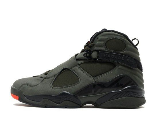 Tênis Air Jordan 8 Retro Take Flight Masculino - Verde