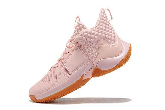 Tênis Jordan Why Not Zer0.2 Cotton Shot Masculino - Rosa