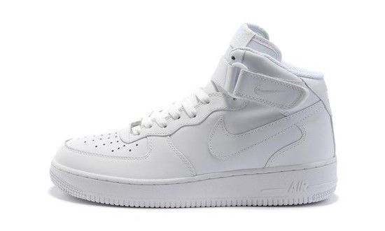 Tênis Nike Air Force 1 MID '07 - Branco
