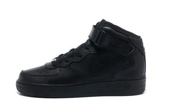 Tênis Nike Air Force 1 MID '07 - Preto