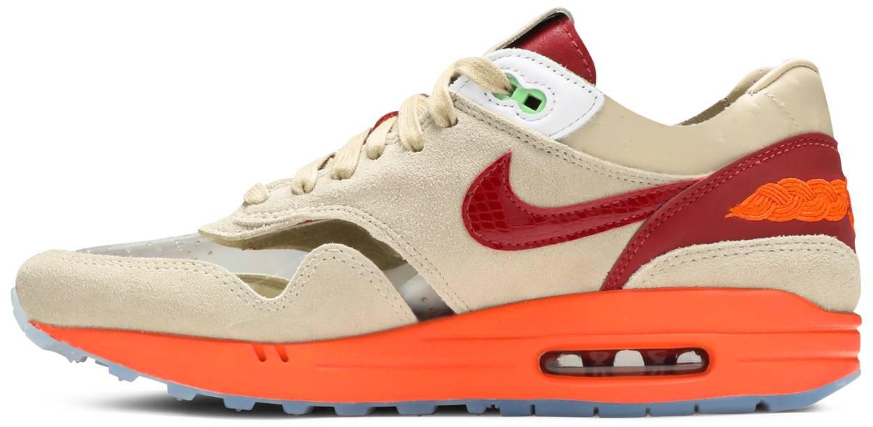 Tênis Nike Air Max 1 x CLOT