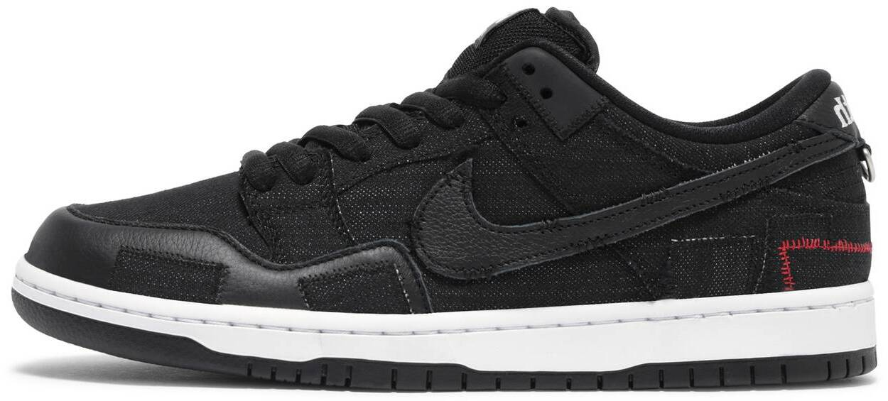 Tênis Nike Dunk Low SB x Wasted Youth