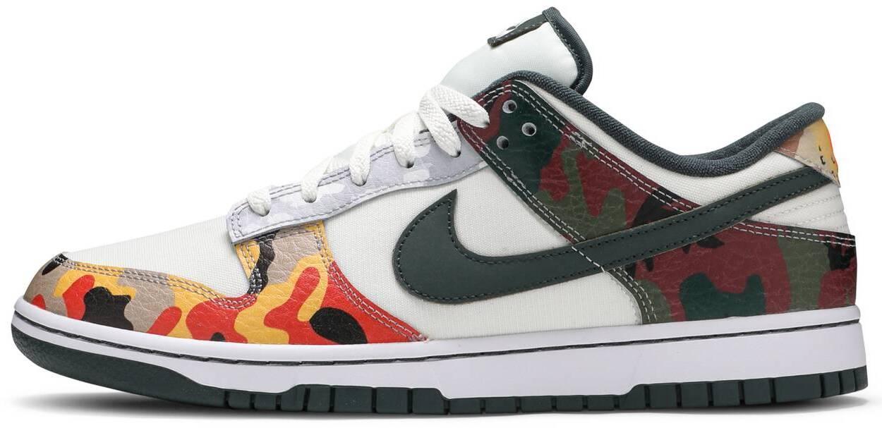 Tênis Nike Dunk Low SE