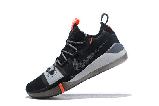 Tênis Nike Kobe A.D. 2018 Black Masculino - Preto/Cinza