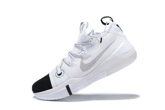 Tênis Nike Kobe A.D. 2018 Black Toe Masculino - Branco/Preto