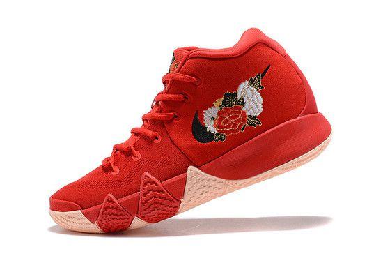 Tênis Nike Kyrie 4 CNY Masculino - Vermelho