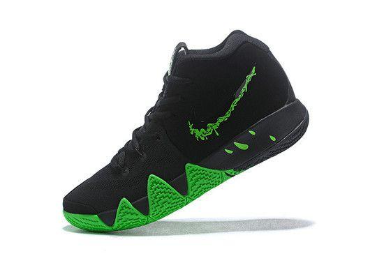Tênis Nike Kyrie 4 Halloween Masculino - Preto/Verde
