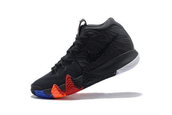 Tênis Nike Kyrie 4 Year of the Monkey Masculino - Preto/Multi Cores