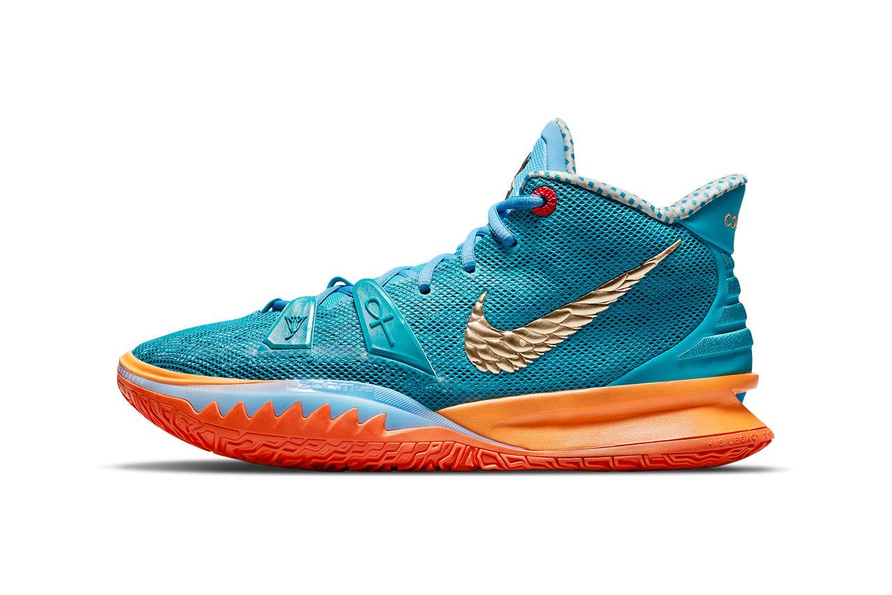 Tênis Nike Kyrie 7 x Concepts