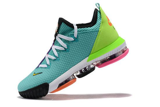 Tênis Nike LeBron 16 Low EP