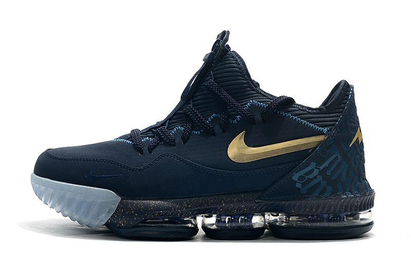 Tênis Nike LeBron 16 Low X Titan EP