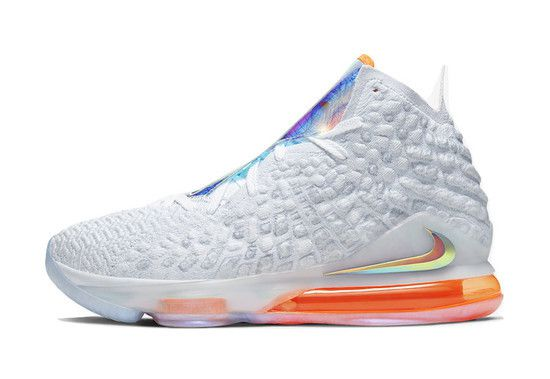 Tênis Nike LeBron 17 LMTD