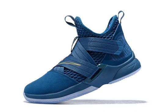Tênis Nike Lebron Soldier XII Azul