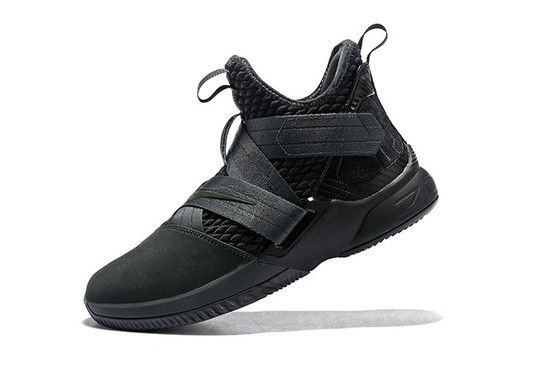 Tênis Nike Lebron Soldier XII Preto