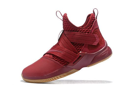 Tênis Nike Lebron Soldier XII Vermelho