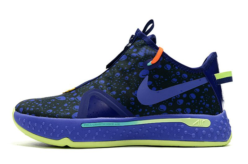 Tênis Nike PG 4 x Gatorade