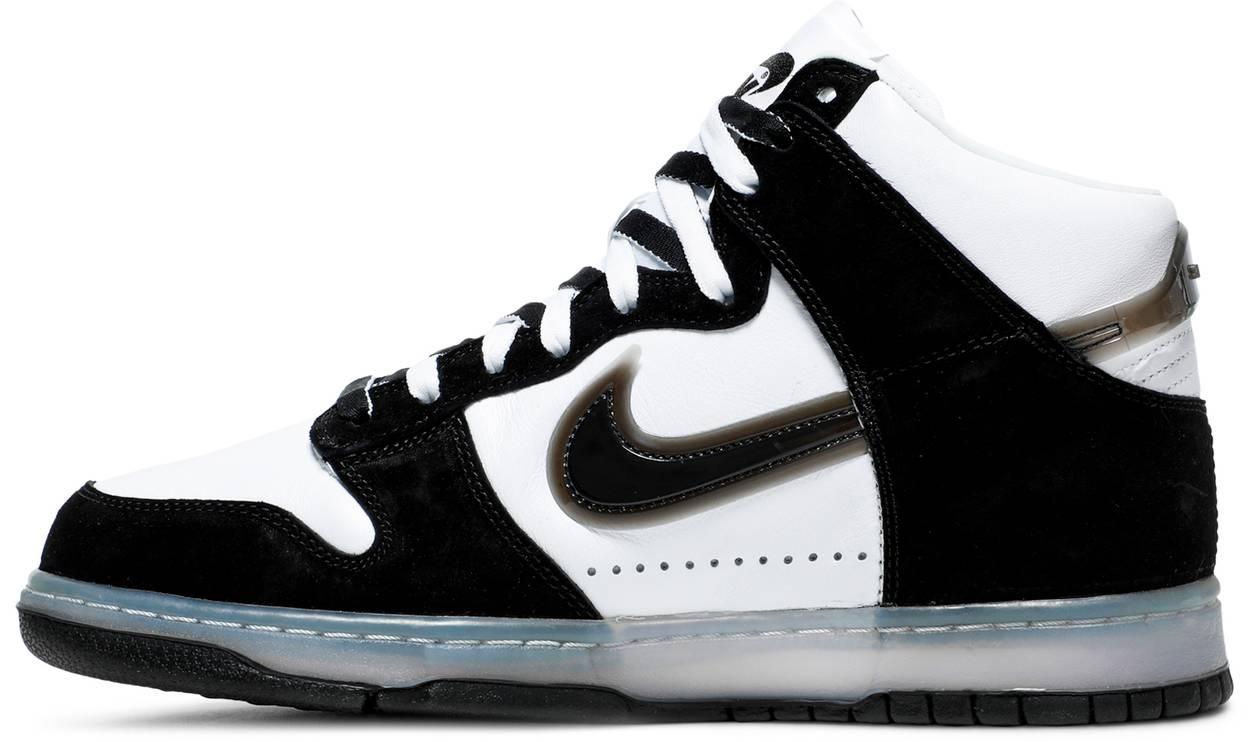 Tênis Nike Dunk High x Slam Jam