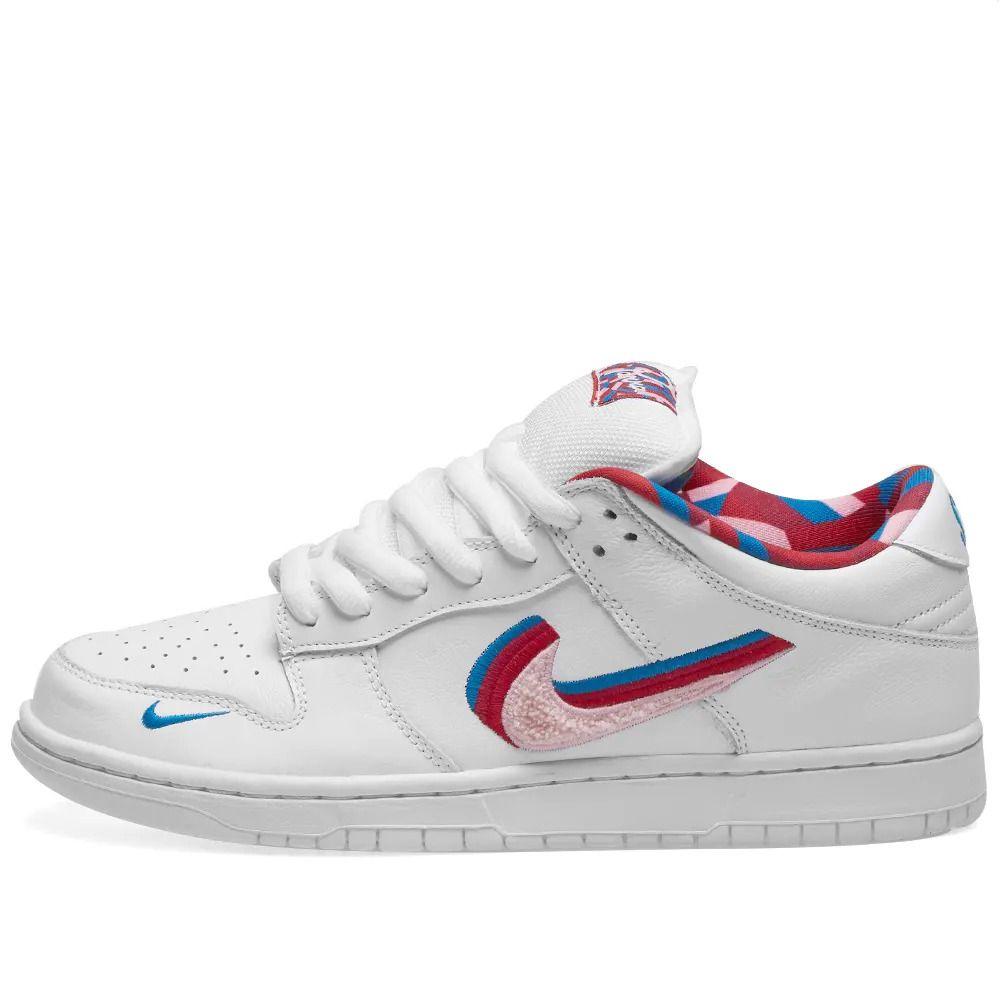 Tênis Nike SB Dunk Low OG x Parra