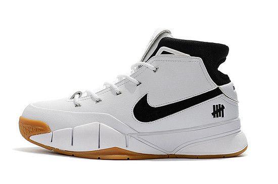 Tênis Nike Zoom Kobe 1 Protro X Undefeated Masculino - Branco/Preto