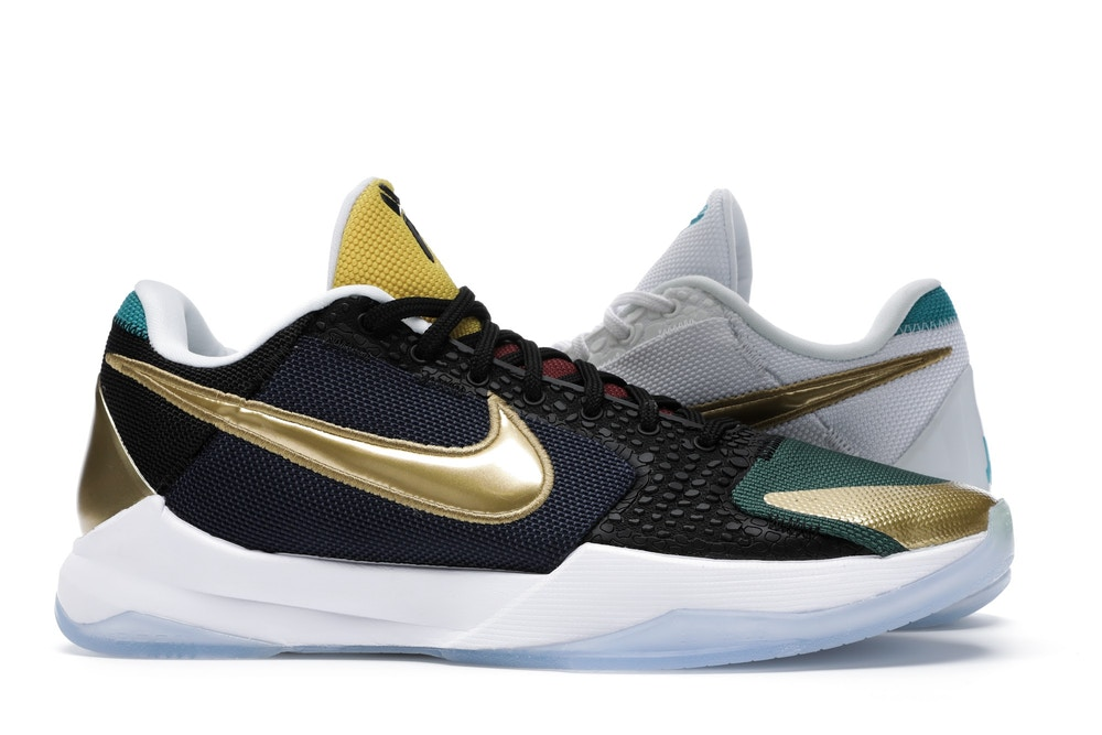 Tênis Nike Zoom Kobe 5 Protro x Undefeated