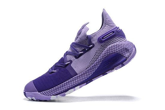Tênis Under Armour Curry 6 United We Win Masculino - Roxo