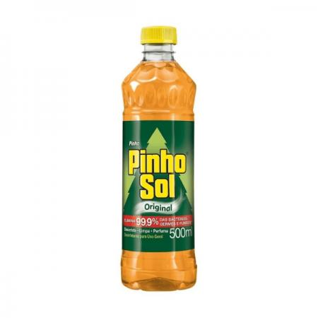 DESINFETANTE 500ML PINHO SOL