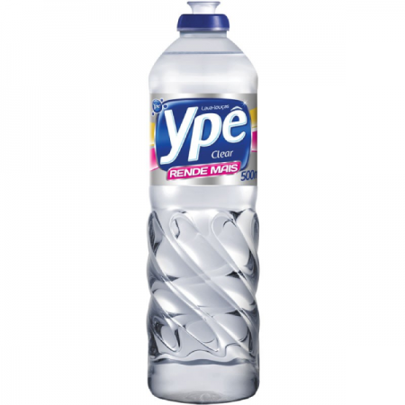 DETERGENTE 500ML CLEAR YPE