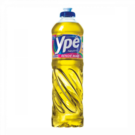 DETERGENTE 500ML NEUTRO YPE