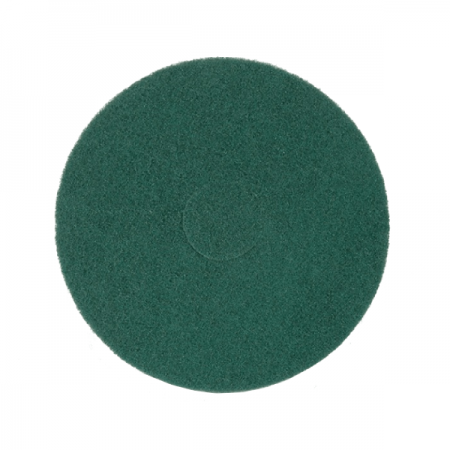 DISCO LIMPADOR 350MM VERDE BRITISH