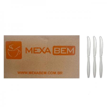 FACA REFEICAO LEVE BR C/1000 MEXA BEM