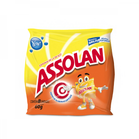 LA DE ACO C/8 ASSOLAN