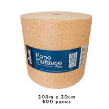 PANO ROLO 28X300 LARANJA NOBRE
