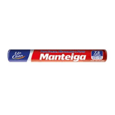 PAPEL MANTEIGA 30X7,5 LIFE CLEAN
