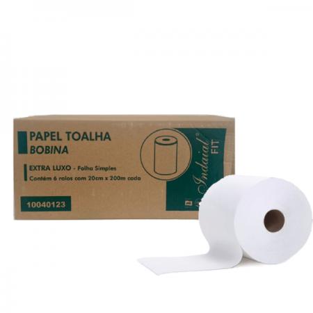 PT BOBINA 6X200 20G 100% INDAIAL FIT