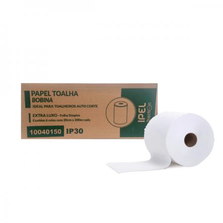 PT BOBINA 6X200 30G 100% IPEL