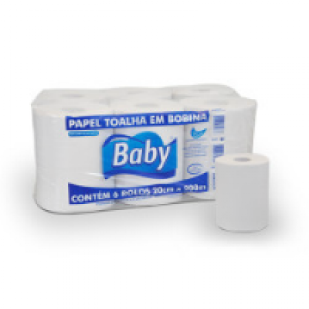 PT BOBINA FS 6X200 24G LUXO BABY