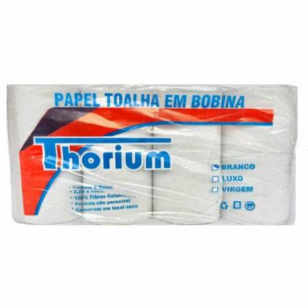 PT BOBINA FS C/8 24G BRANCA THORIUM